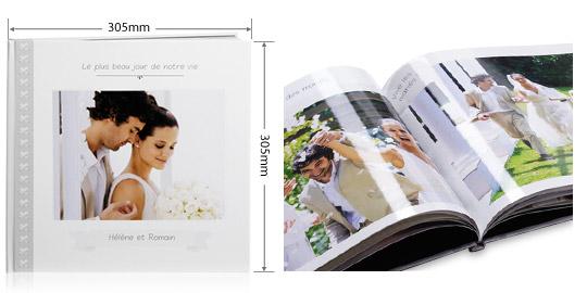 le livre photo prestige carr xl - Livre Sur Le Mariage