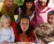 Fête et anniversaire adulte