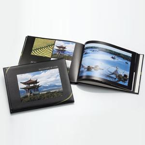 Livre photo Moderne - Format Paysage
