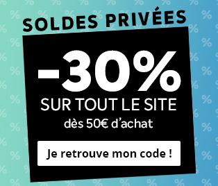 -30% dès 50€