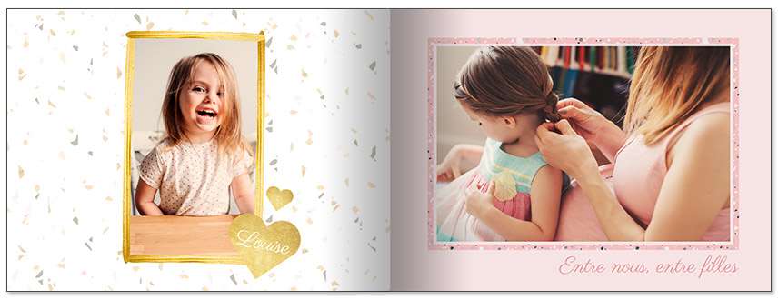 livre photo personnalisé enfant
