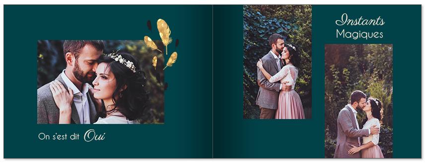 album photo mariage