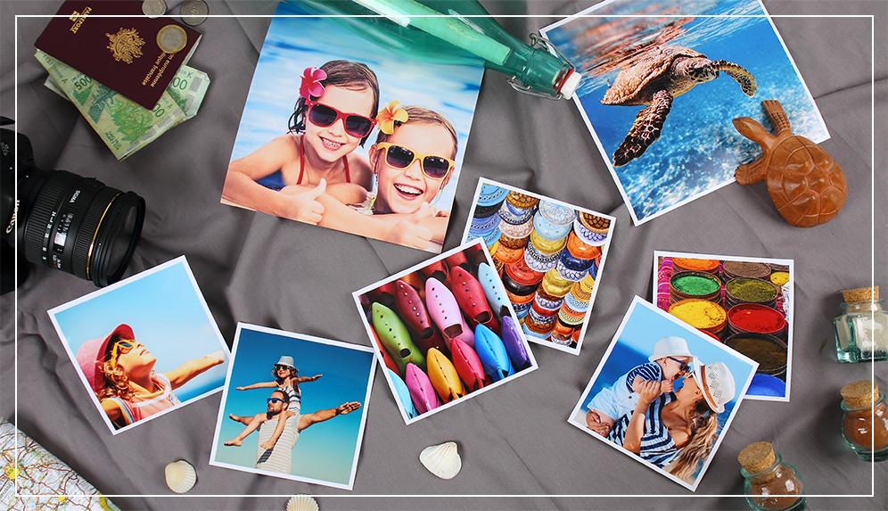 Tirage photo carré : impression photo carré | Photoweb