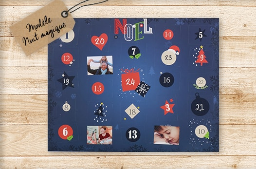 Calendrier De Lavent Adultes.Calendrier De L Avent Photo