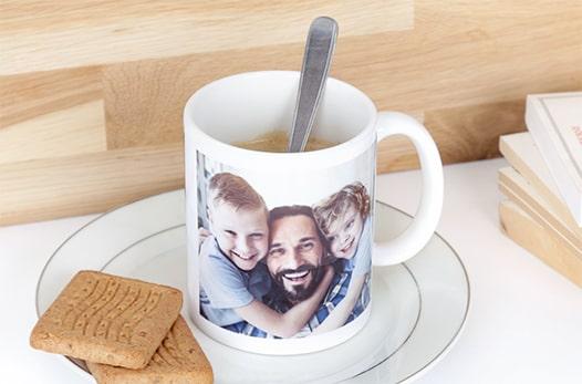 mug photo pas cher copine