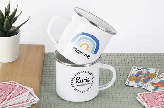 Mug vintage photo