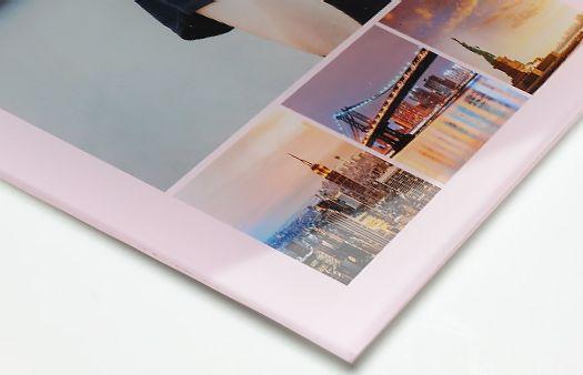 cadre plexiglas