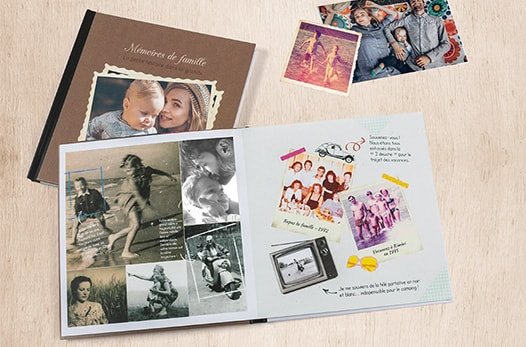 livre photo design carre