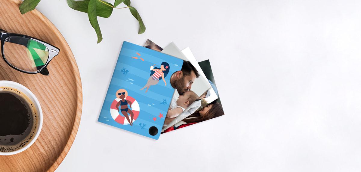 Album photo de poche