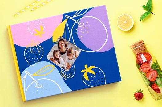 livre photo couverture tutti frutti