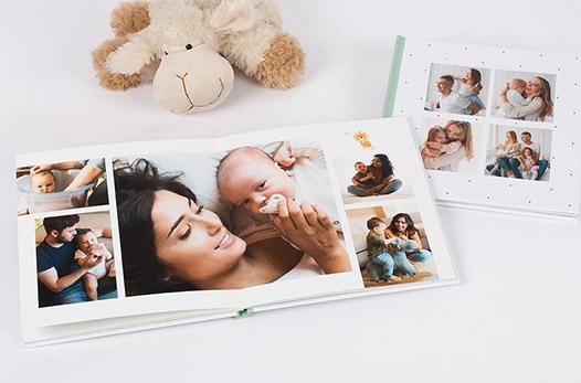 livre photo design carre