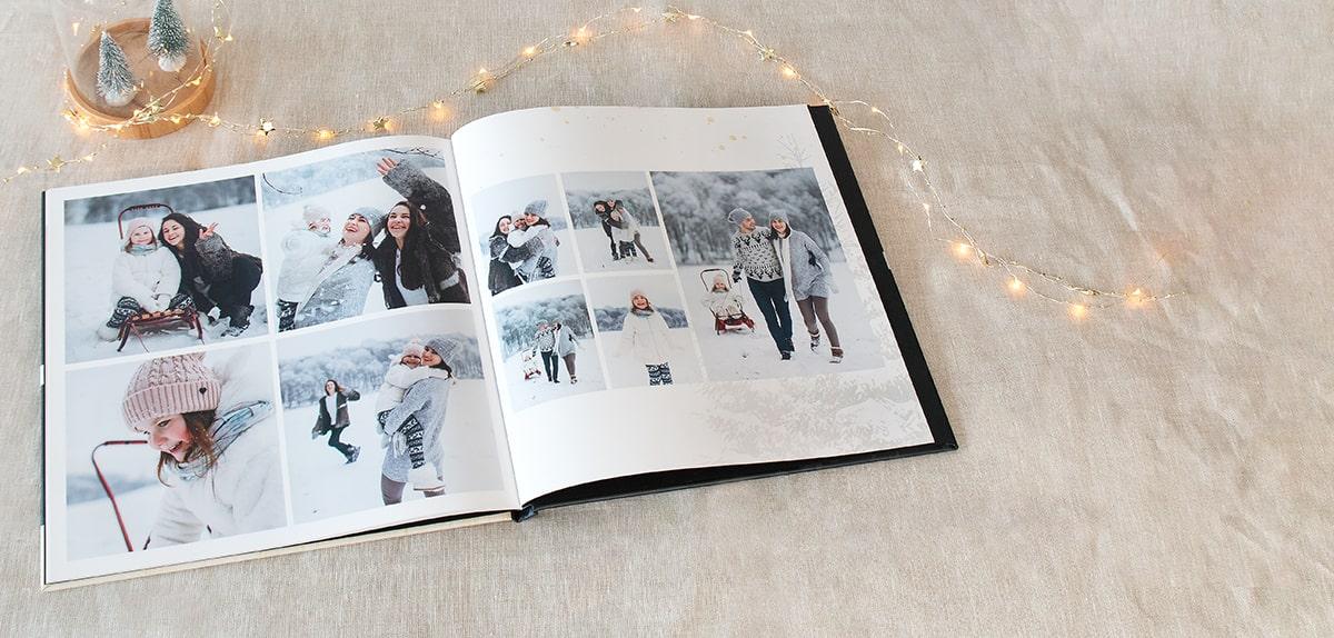 Livre photo Prestige Carré XL