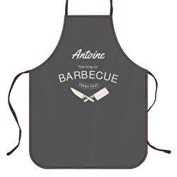 tablier personnalisé barbecue