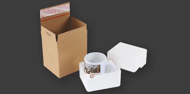 mug magique carton