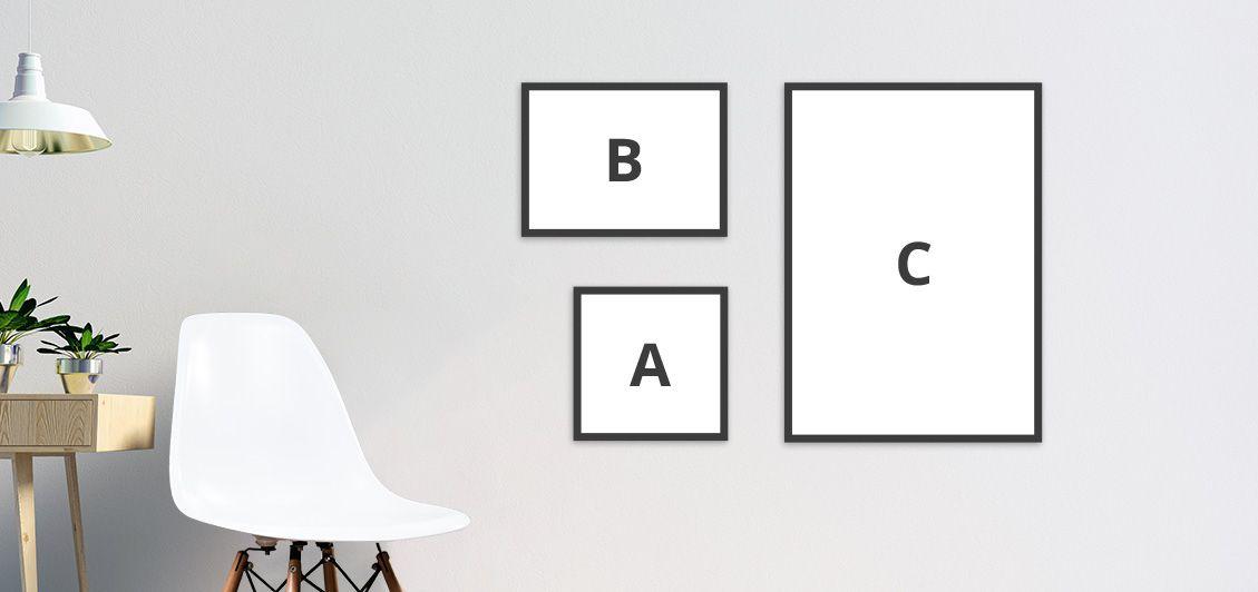 cadre photo personnalis le poster encadr. Black Bedroom Furniture Sets. Home Design Ideas