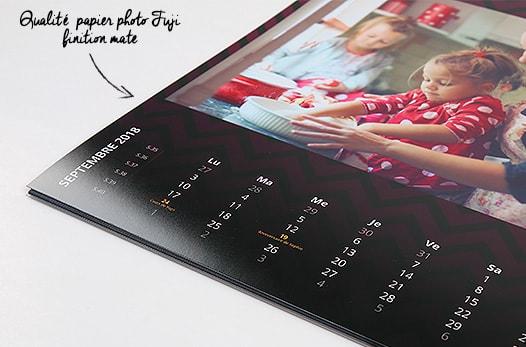 imprimer calendrier