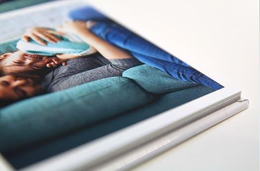 livres photos rétro carré