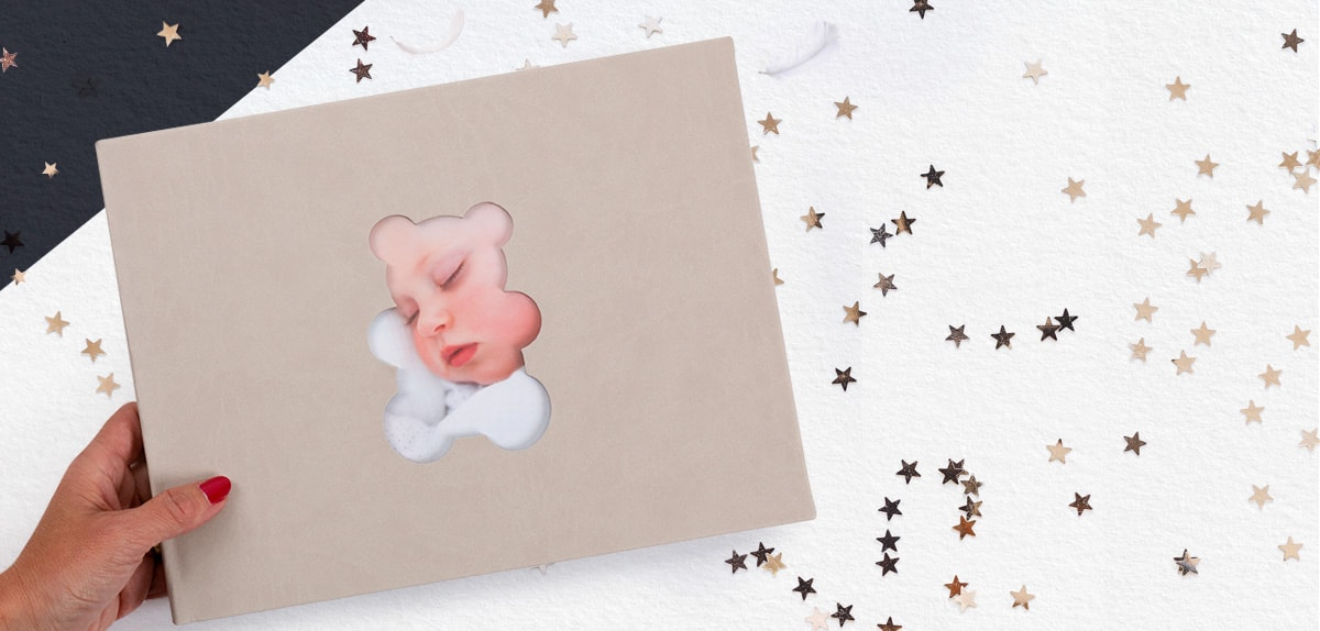 Sehr Livre photo naissance Elégance Bébé : Créer son livre photo bébé  FN19