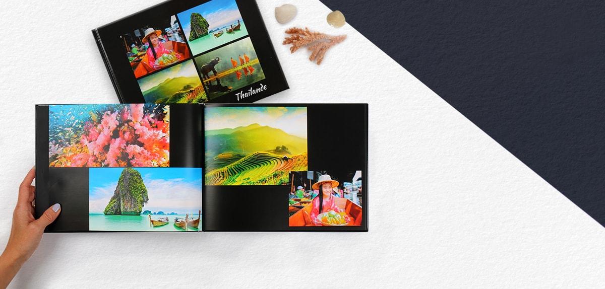 livre photo prestige paysage format l italienne personnalisable. Black Bedroom Furniture Sets. Home Design Ideas
