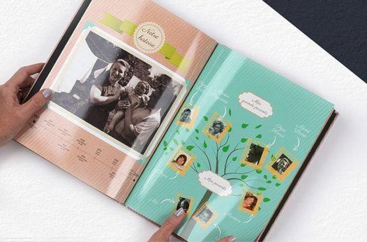 livre photo cr er son livre photo personnalis en ligne. Black Bedroom Furniture Sets. Home Design Ideas