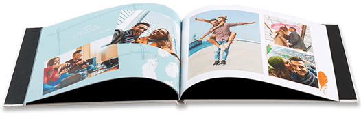 impression livre photo design