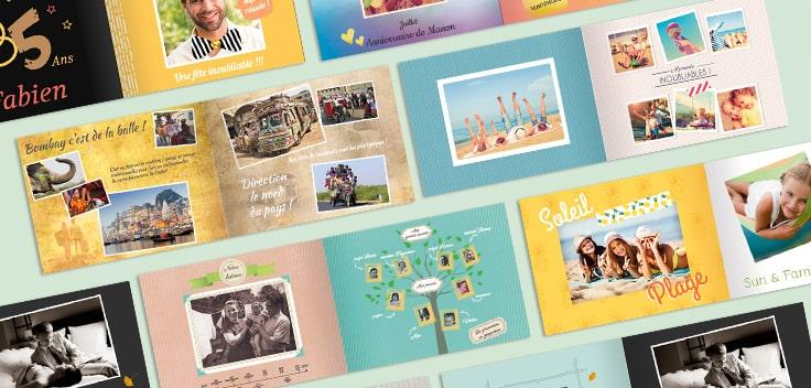 livre photo par thème